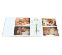 Álbum aberto 10x15  ampliável - ferragem