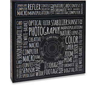 Álbum de Fotos - Autocolante - 907