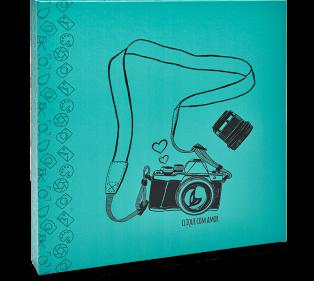 Álbum de Fotos - Autocolante - 977