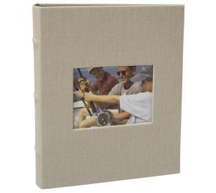 Álbum de Fotos - Black com janela - 790