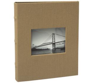 Álbum de Fotos - Black com janela - 791