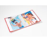 Album aberto não ampliável 13x18 - 15x21 e 60/120 fotos 10x15