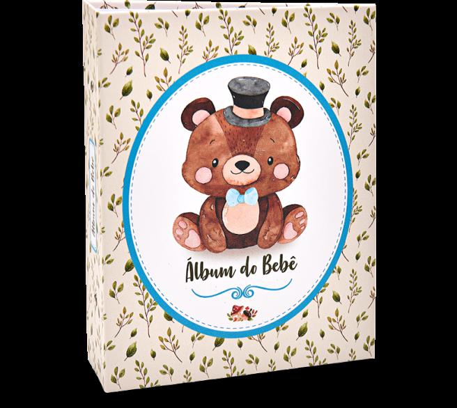 Álbum de Fotos - Bebê - 99