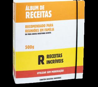 Álbum de  Receitas - 724