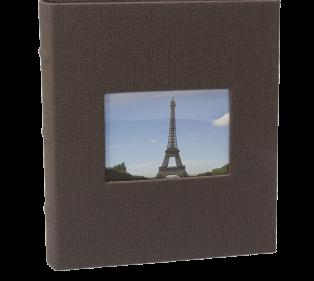 Álbum de Fotos - Black com janela - 792