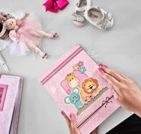 Personalização: dicas para ter um álbum de bebê personalizado