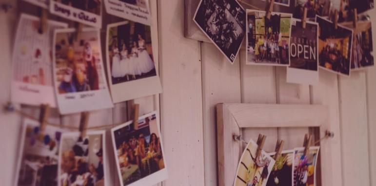 Decoração com fotos Polaroid: o que é e como incrementar a sua!
